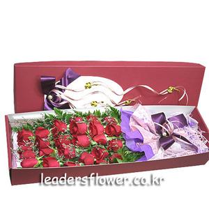 장미꽃상자 4호
