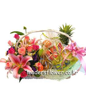 과일꽃바구니 2호