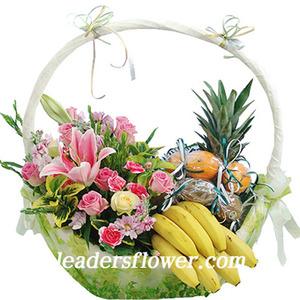 과일꽃바구니 4호